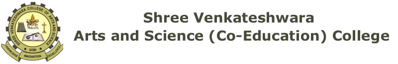 Shree Venkateshwara Arts and Science (Co-Education) College
